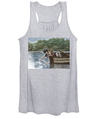 Launching Dreams Women's Tank Top