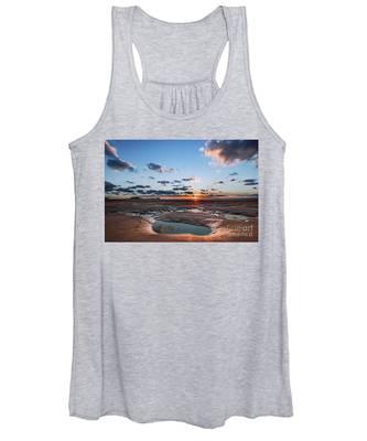 Llangennith Beach Women's Tank Top
