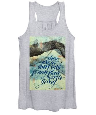 No Short Cuts Women's Tank Top