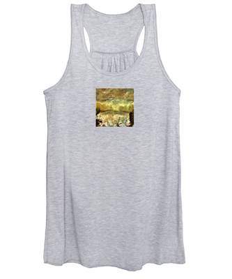 October At The Falls Women's Tank Top