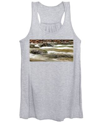 On The Move Women's Tank Top