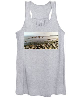 Out Going Tide Women's Tank Top