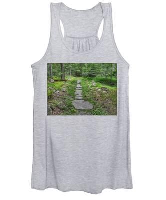 Stepping Stone Path - Kinnelon Women's Tank Top