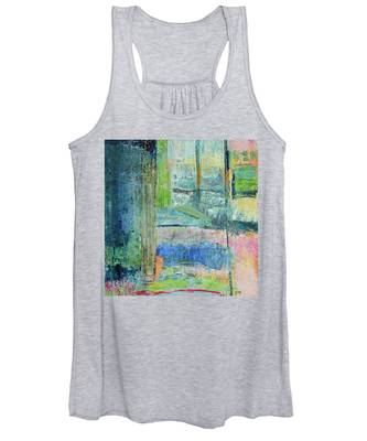 Tea With Henri One Women's Tank Top