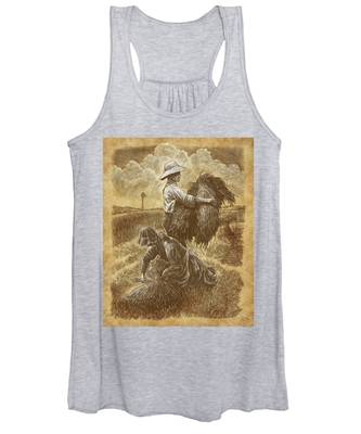 The Harvesters Women's Tank Top