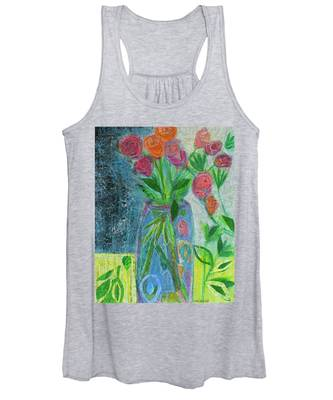 A-rose-atherapy Women's Tank Top