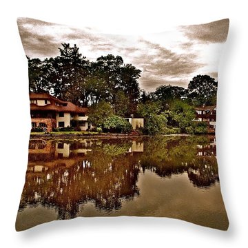 2 Of Everything Throw Pillow