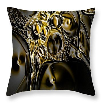 Abstraction190-03-13 Marucii Throw Pillow
