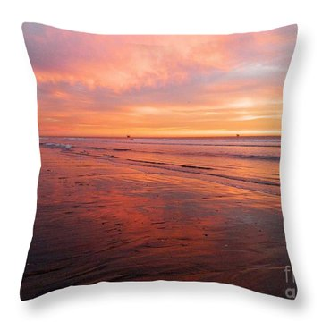 Be Still Throw Pillow by Everette McMahan jr