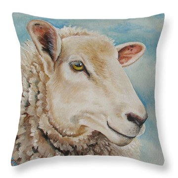 Centaquil  Throw Pillow