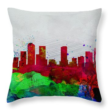 Denver Throw Pillows