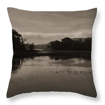 New Day Approaching  Throw Pillow