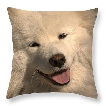 Simple Joy Throw Pillow