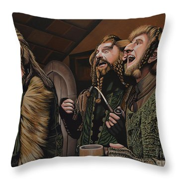Freeman Throw Pillows