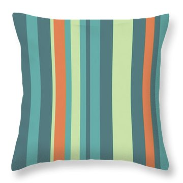 Vertical Strips 17032013 Throw Pillow