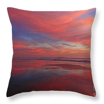 Throw Pillow featuring the photograph Carlsbad Window by John F Tsumas