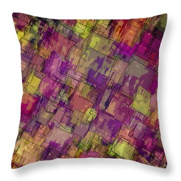 010915 Throw Pillow by Matt Lindley