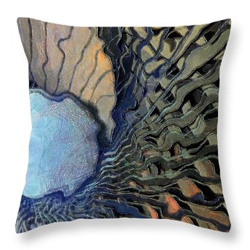 0186 Throw Pillow by I J T Son Of Jesus