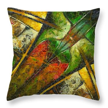 0208 Throw Pillow by I J T Son Of Jesus