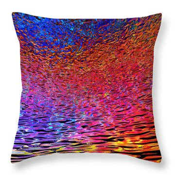 022615 Throw Pillow by Matt Lindley