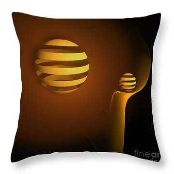023-13 Throw Pillow