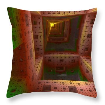 0249 Throw Pillow by I J T Son Of Jesus