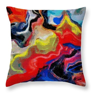 0310 Throw Pillow by I J T Son Of Jesus