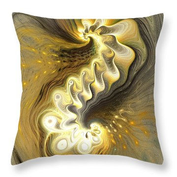 0341 Throw Pillow by I J T Son Of Jesus