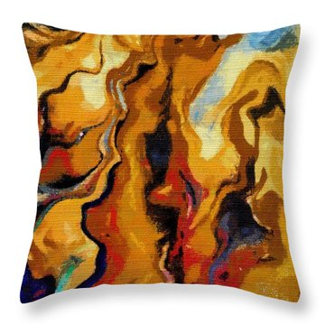 0398 Throw Pillow by I J T Son Of Jesus