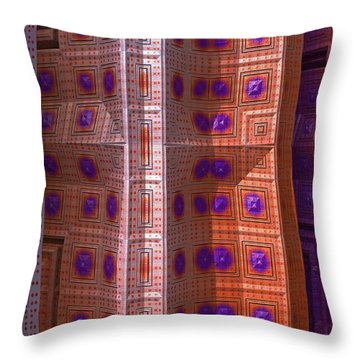 0452 Throw Pillow by I J T Son Of Jesus