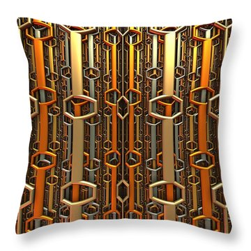 0454 Throw Pillow by I J T Son Of Jesus