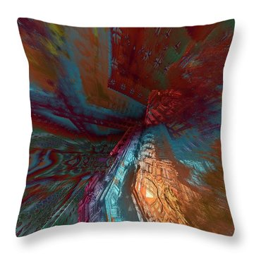 0460 Throw Pillow by I J T Son Of Jesus