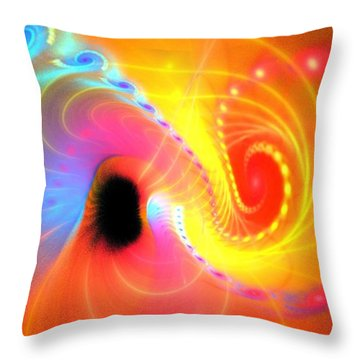 0461 Throw Pillow by I J T Son Of Jesus