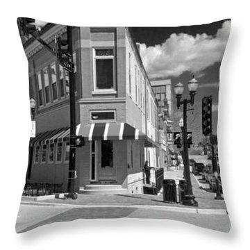 0465 Elgin Illinois Panoramic Throw Pillow