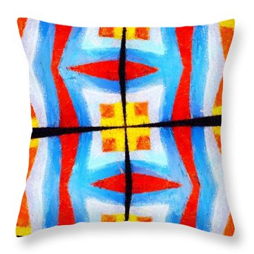 0475 Throw Pillow by I J T Son Of Jesus