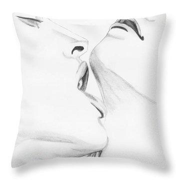 054 Throw Pillow