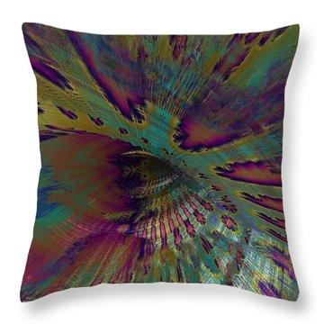 0547 Throw Pillow