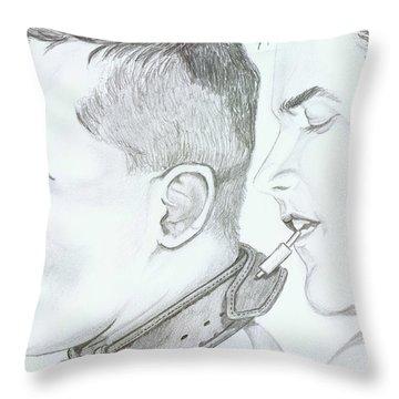 082 Throw Pillow