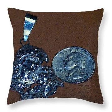 09212009 Throw Pillow
