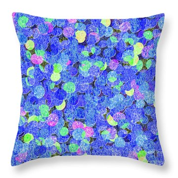 0209 Abstract Thought Throw Pillow