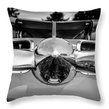1947 Stinson Throw Pillow