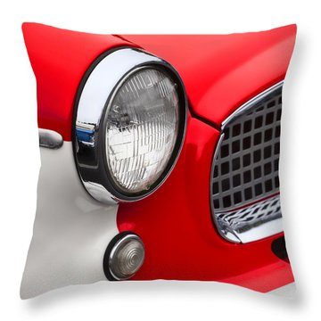 1957 Metropolitan Throw Pillow
