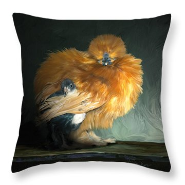 20. Hiding Throw Pillow
