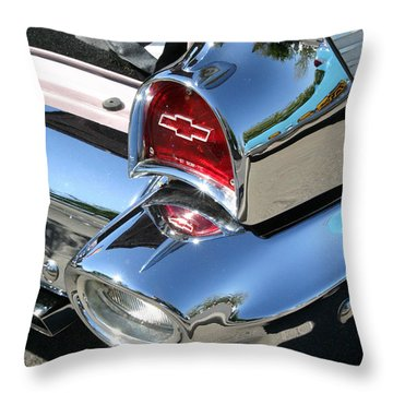 '57 Chevy Throw Pillow