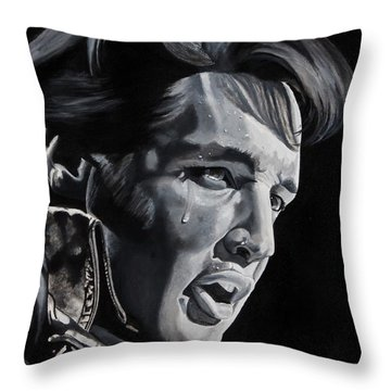 '68 Comeback Throw Pillow