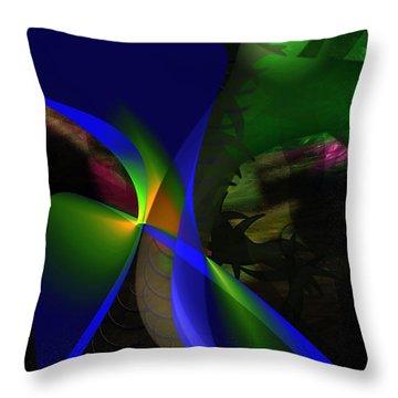 A Dream Throw Pillow