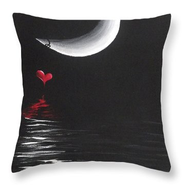 A Love Story No 13 Throw Pillow
