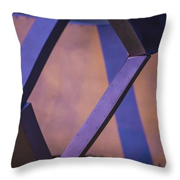 Abstract No.1  Throw Pillow by Raymond Kunst