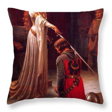 Accolade Throw Pillow