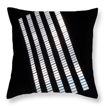 After Rodchenko Throw Pillow